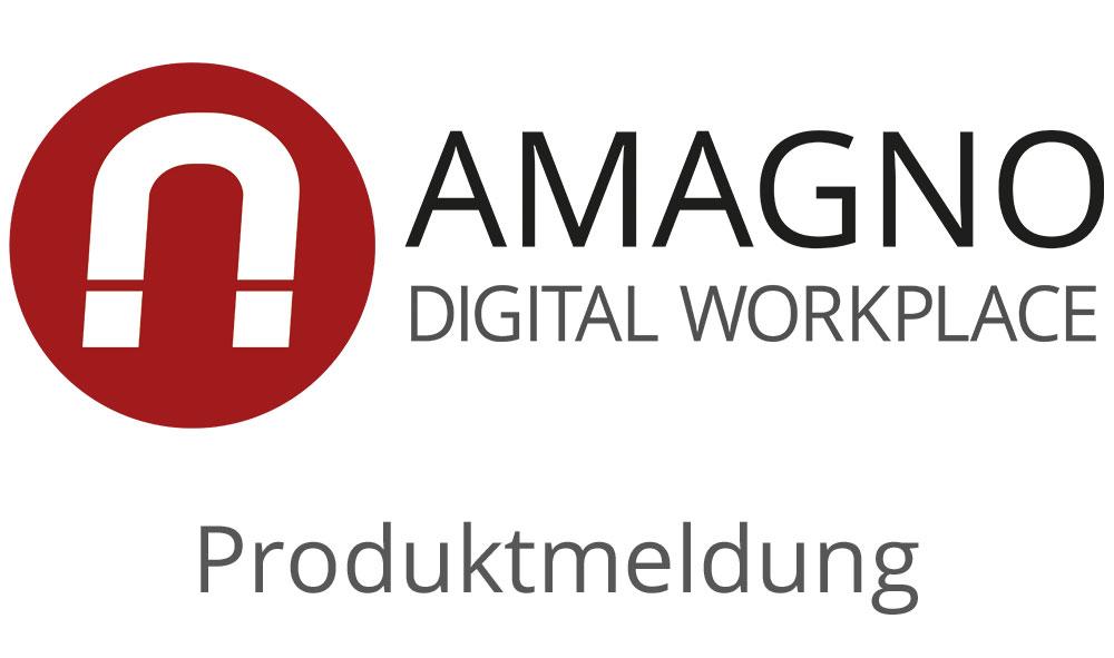 AMAGNO – Mit Jubiläumsrelease für perfekten Dateiimport