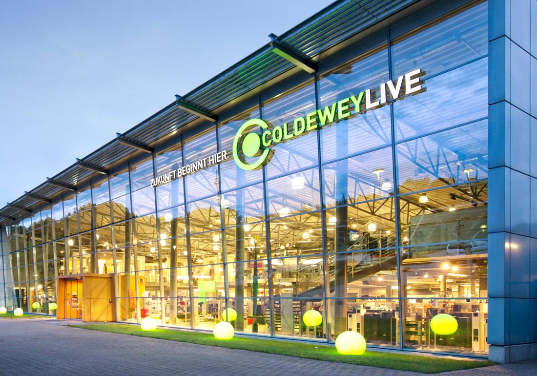 Coldewey und amagno verkünden Partnerschaft