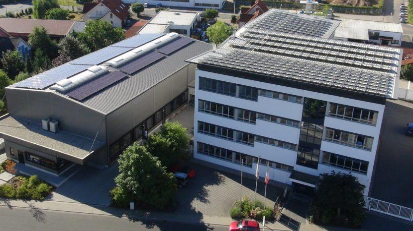 Standort INRO Elektrotechnik GmbH