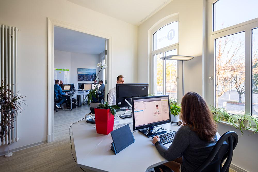 amagno unternehmen - Stellenangebot: Fachinformatiker für Systemintegration (m/w)