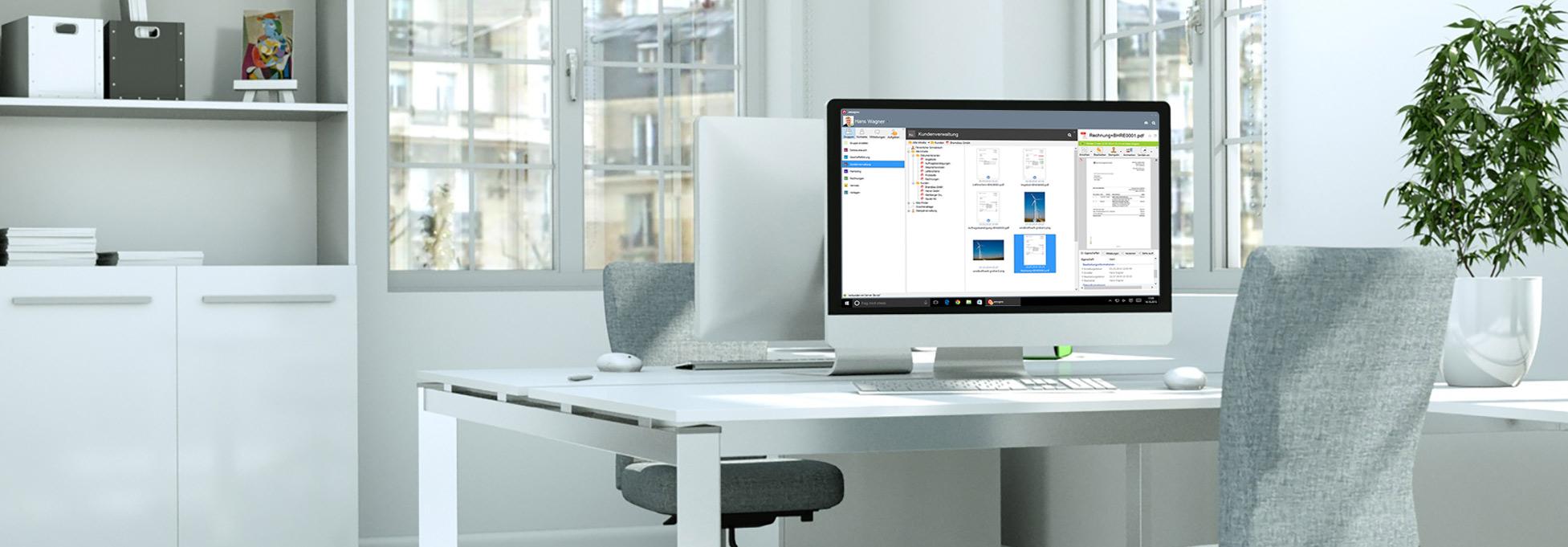 AMAGNO Dokumentenmanagement und Enterprise Content Management