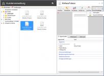 dokumente zusammenfuehren 205x150 - Dokumente zusammenführen für automatische Versionierung