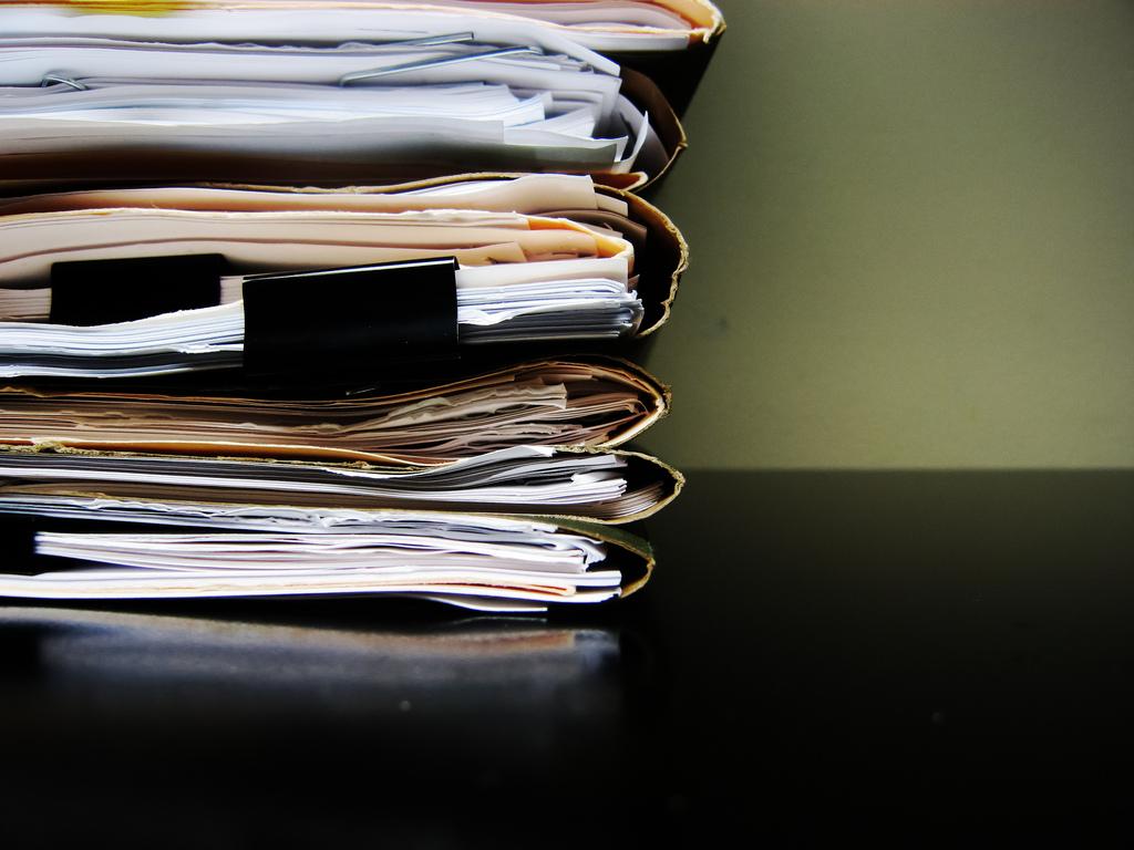 Papier sparen im Unternehmen: Unser ultimativer Tipp!