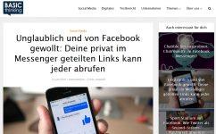facebook messenger links 242x150 - Vorsicht beim Teilen von Links via Facebook Messenger