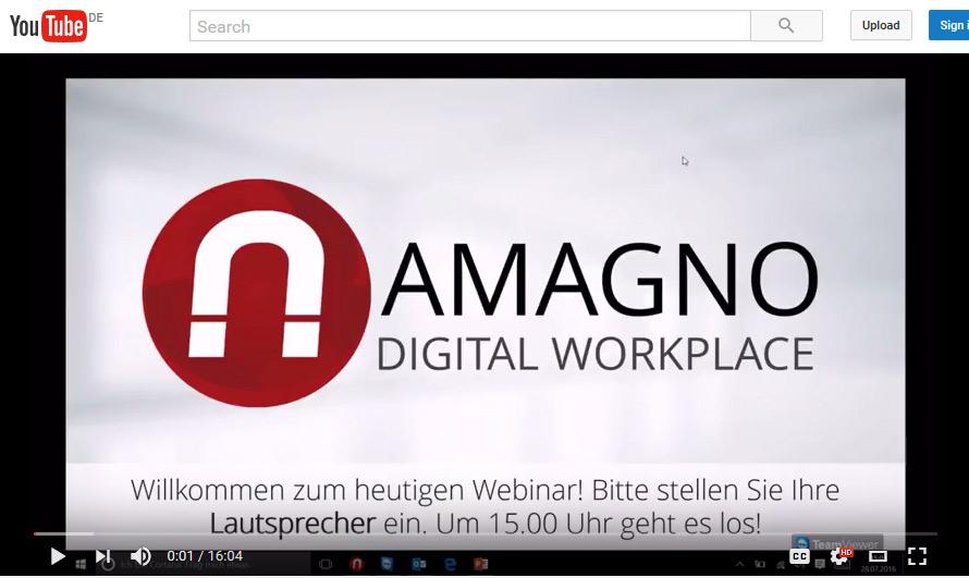 """Aufzeichnung Webinar """"Digitaler Rechnungsworkflow"""""""