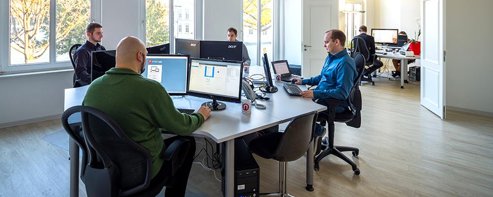 Stellenangebot: C# Softwareentwickler /in (Vollzeit) (m/w)