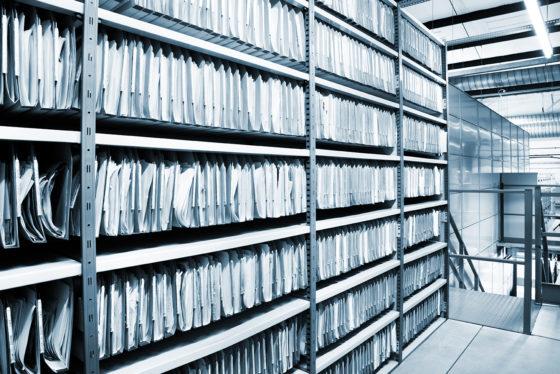 Dokumenten Management Archiv