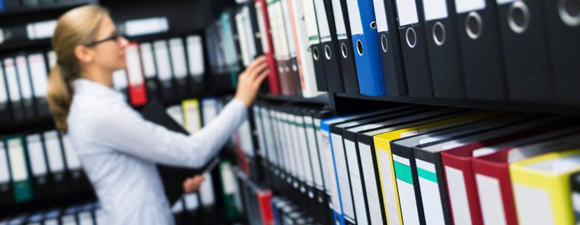 digitale archivierung 830x323 - Digitale Archivierung von alten Akten und Belegen