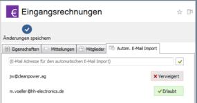 gruppe einstellungen 285x150 - E-Mail Import aktivieren für Gruppen in AMAGNO