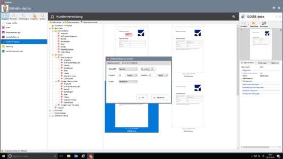 archivierung dkoumentenmanagement 560x315 - Archivierung