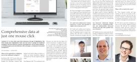 Interview mit einfach.effizient. und AMAGNO in Discover Germany