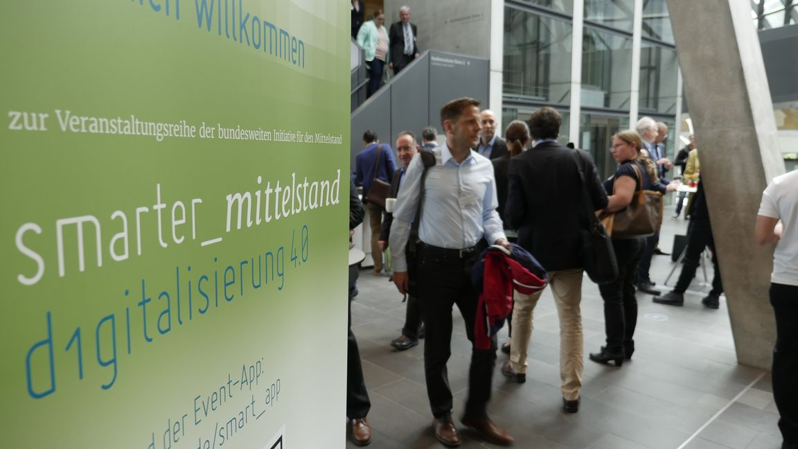 Event: Smarter Mittelstand am 12.06.17 in Leipzig