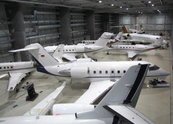 acccolumbia motivbild 560x401 - ACC Columbia Jet Service GmbH