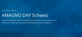 Event: AMAGNO DAY Schweiz am 23.06.17