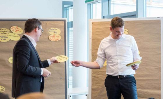 lean office tagestraining 560x342 - Lean Prinzipien für den digitalen Arbeitsplatz