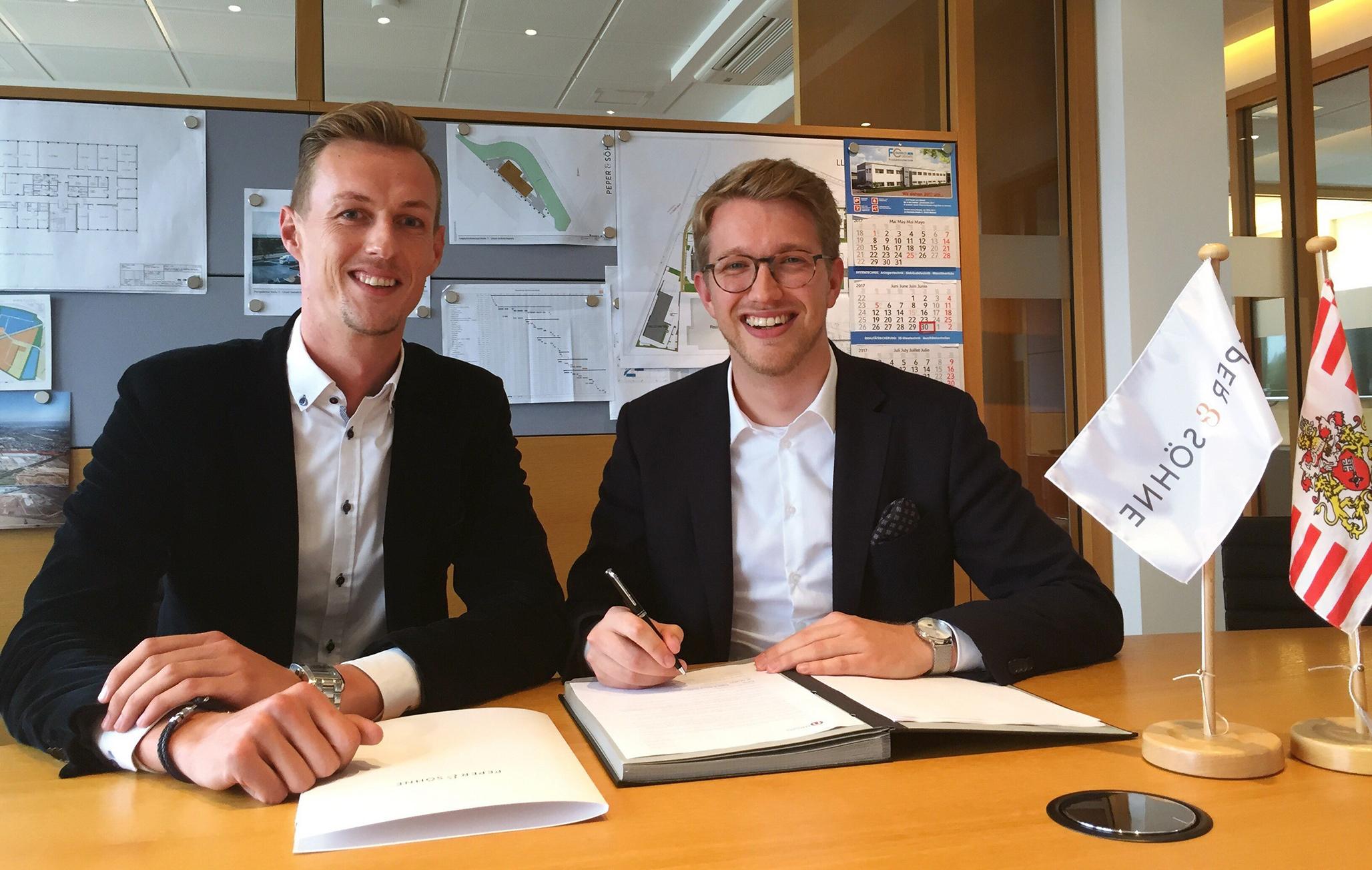 Peper & Söhne – Maßgeschneidert und individuell mit AMAGNO auf dem Pfad der Digitalisierung