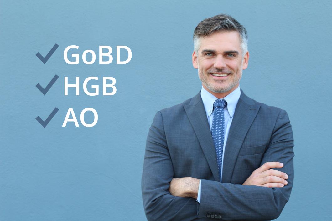 AMAGNO erhält GoBD Softwarebescheinigung