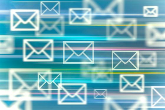 Digitaler Posteingang 560x374 - Digitalisierung - Der Wandel im Büroalltag