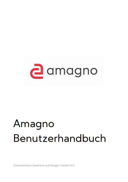 amagno 6 benutzerhandbuch - Dokumentation