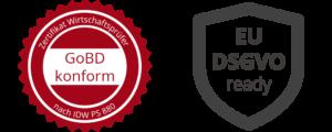 GoBD DSGVO Logos 300x120 - Archivierung