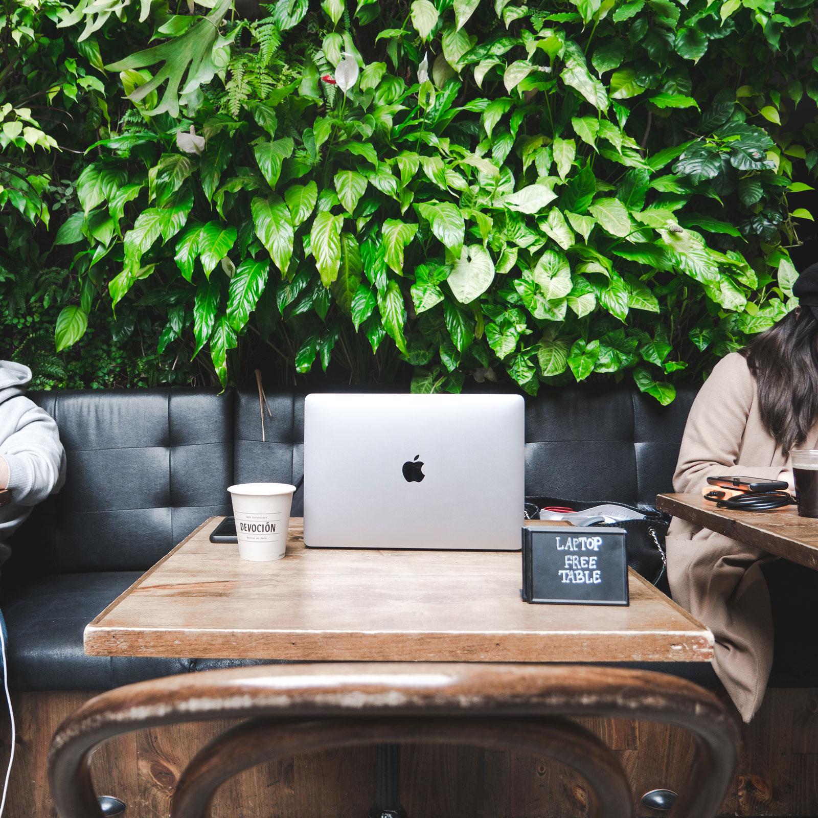 New Work Arbeitsumgebung.green  - Arbeit 4.0 (Teil 1)