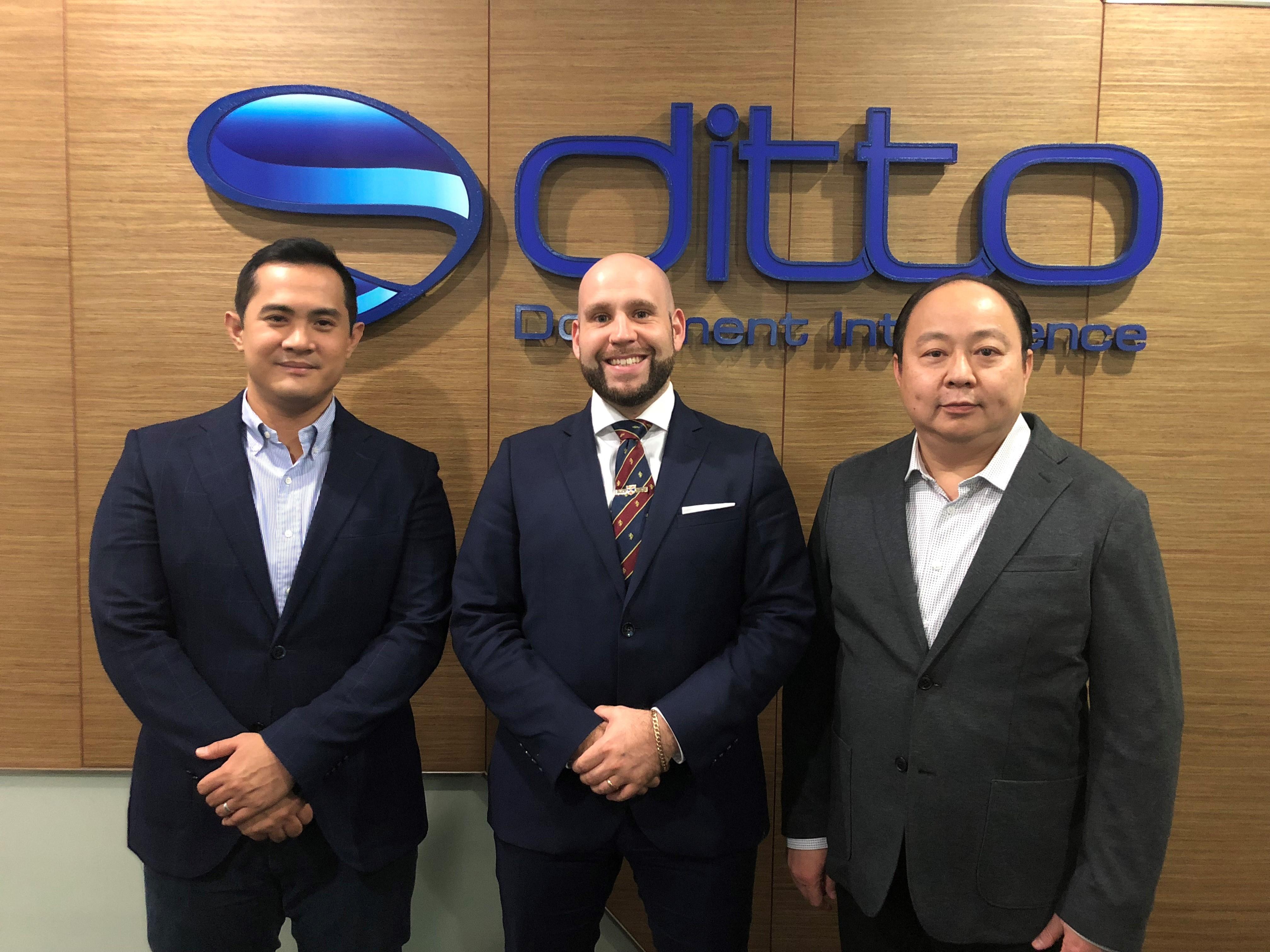 AMAGNO bringt den digitalen Arbeitsplatz nach Südostasien – neuer Partner DITTO Thailand