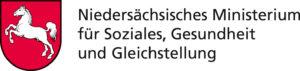 Ministerium Soziales Gesundheit Gleichstellung NDS Logo 300x71 - Pflege Förderungen Niedersachsen