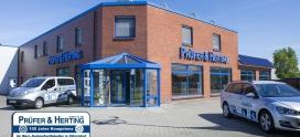 AMAGNO gewinnt Prüfer & Herting als neuen Partner