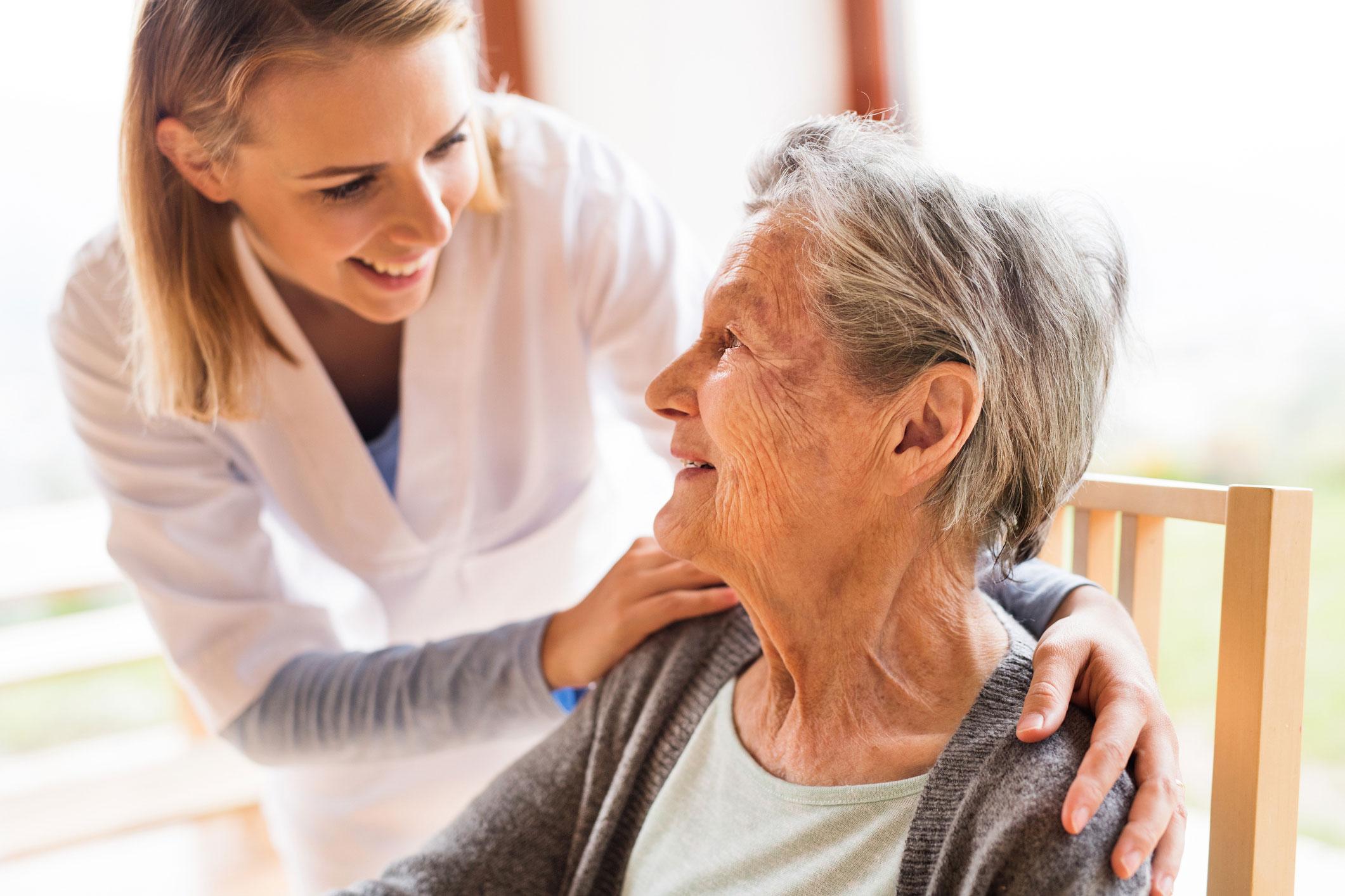 Patient Pflegeförderung - Förderungen