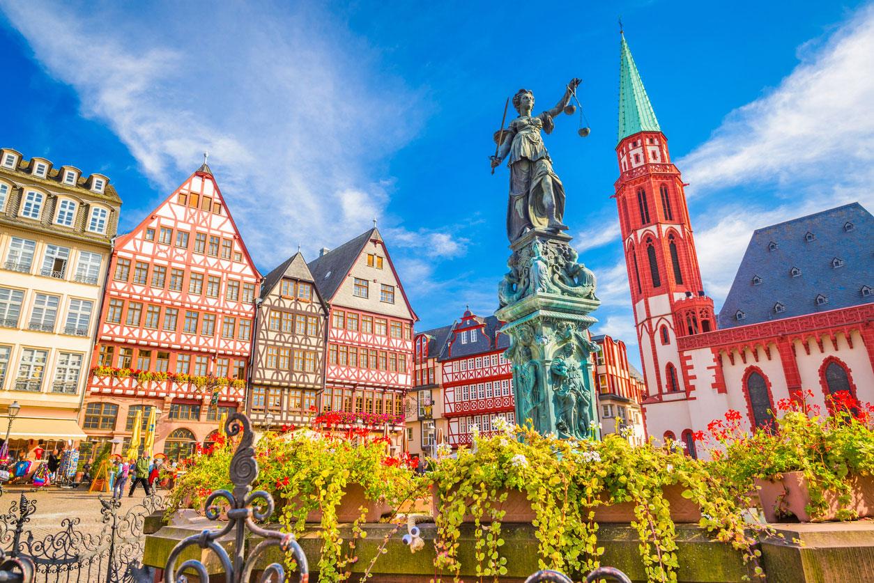 Hessen Frankfurt - Förderungen