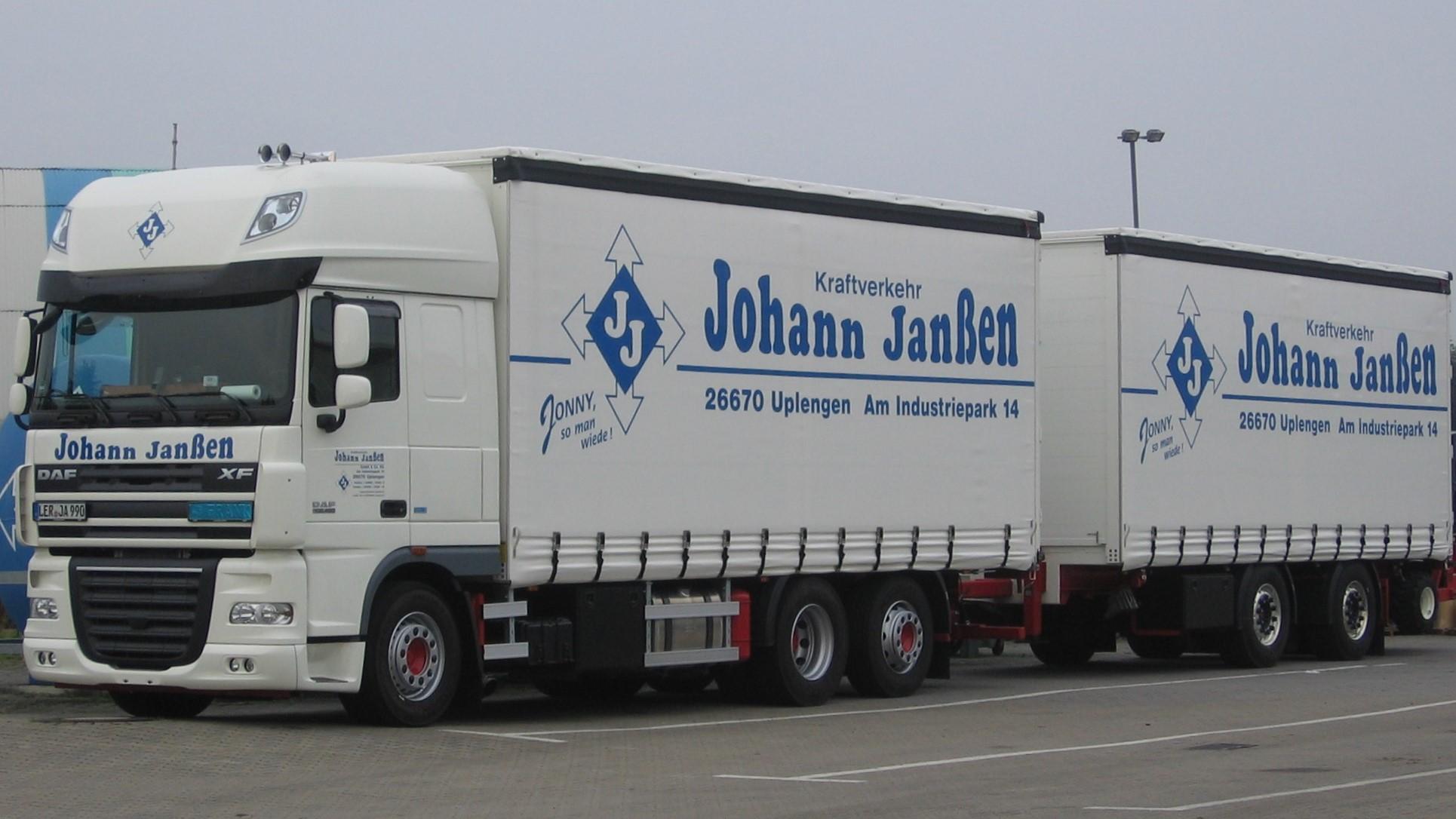 Johann Janssen 2 - Referenzen