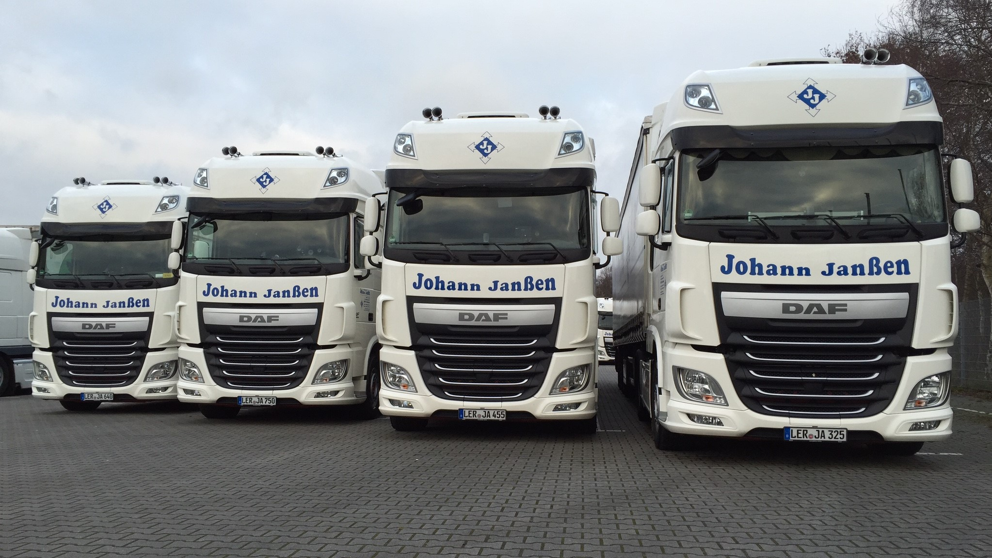 Johann Janssen 3 - Anwenderbericht Kraftverkehr Johann Janßen