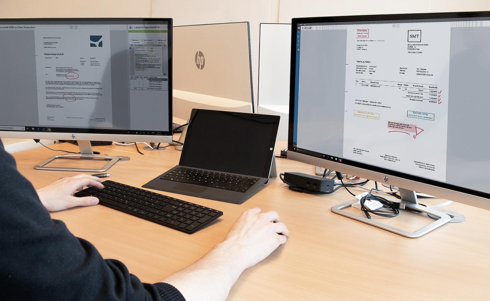 Digitaler Rechnungsworkflow – Fluch oder Segen?