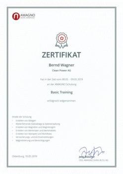 AMAGNO Zertifikat Training Wagner 248x351 - Training