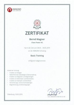 AMAGNO Zertifikat Training Wagner 310x439 - Service