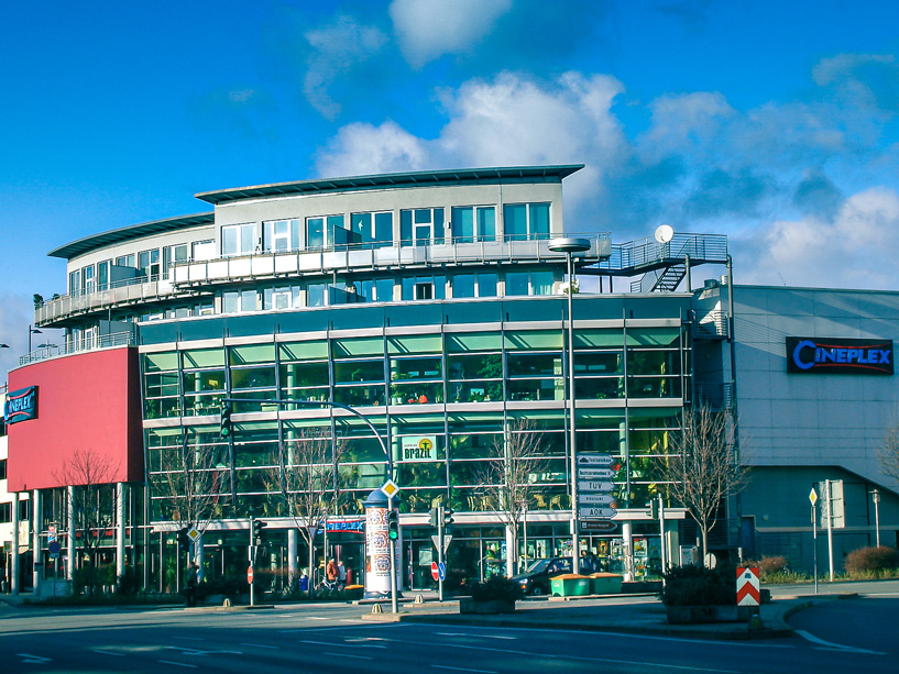 Kino Cineplex slide - Anwenderbericht Thomas Filmtheater