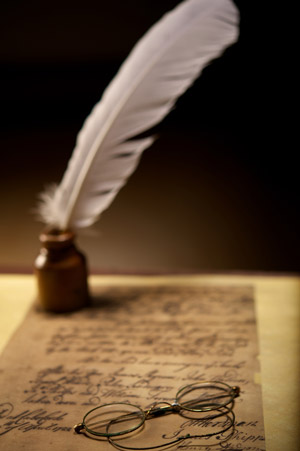 papier alt - Kulturgut Papier im Wandel