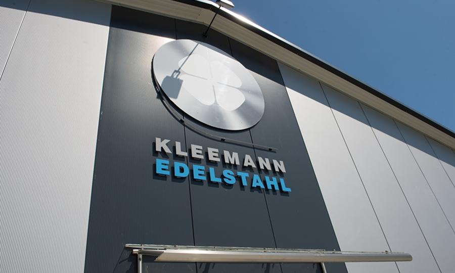 Bild Kleemann Edelstahl - Anwenderbericht Kleemann Edelstahlservice & Logistik