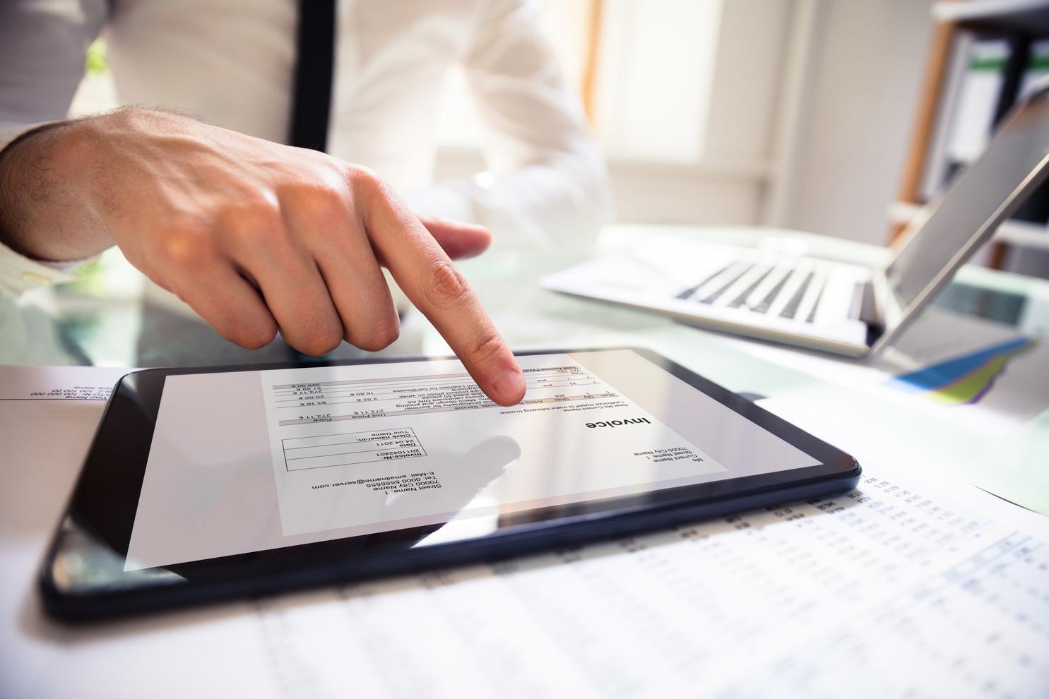 Die elektronische Rechnung: Eine kompakte Übersicht