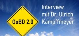 Neue GoBD – Interview mit Dr. Ulrich Kampffmeyer