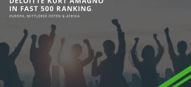 Deloitte kürt AMAGNO zu einem der schnellst wachsenden Unternehmen