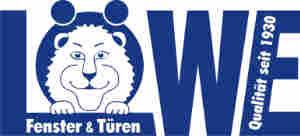 Loewe Fenster Logo neu 300x136 - LÖWE Fenster Löffler
