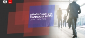 "Hannover Messe 2020: AMAGNO im ""Home Of Industral Pioneers"""