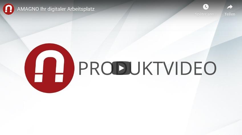 Produktvideo landing - Digitalisiere jetzt