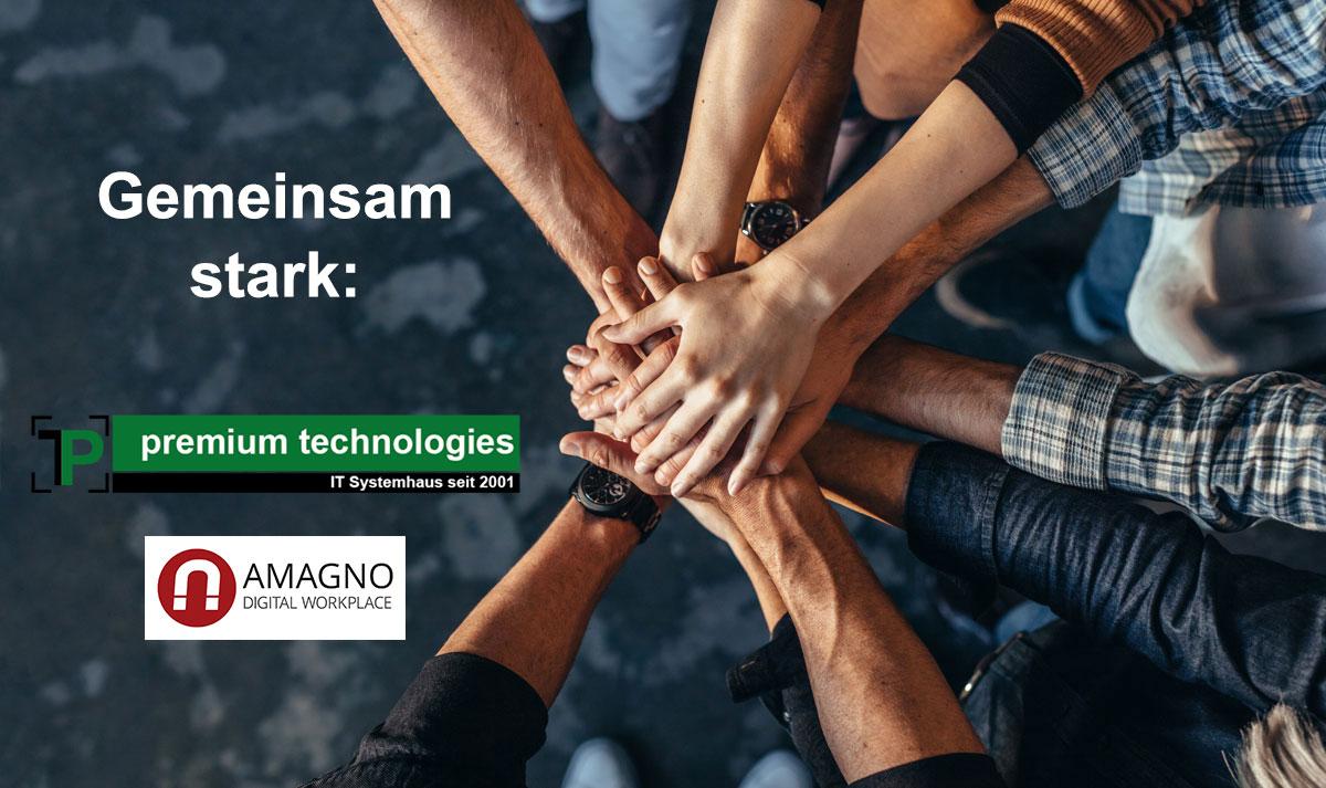 premium technologies: AMAGNOs neuer Vertriebspartner