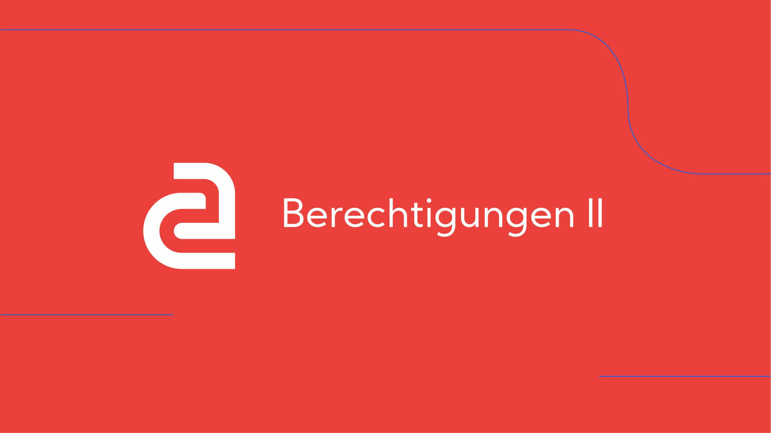 How-To: Amagno Advanced – Berechtigungen (TEIL 2)