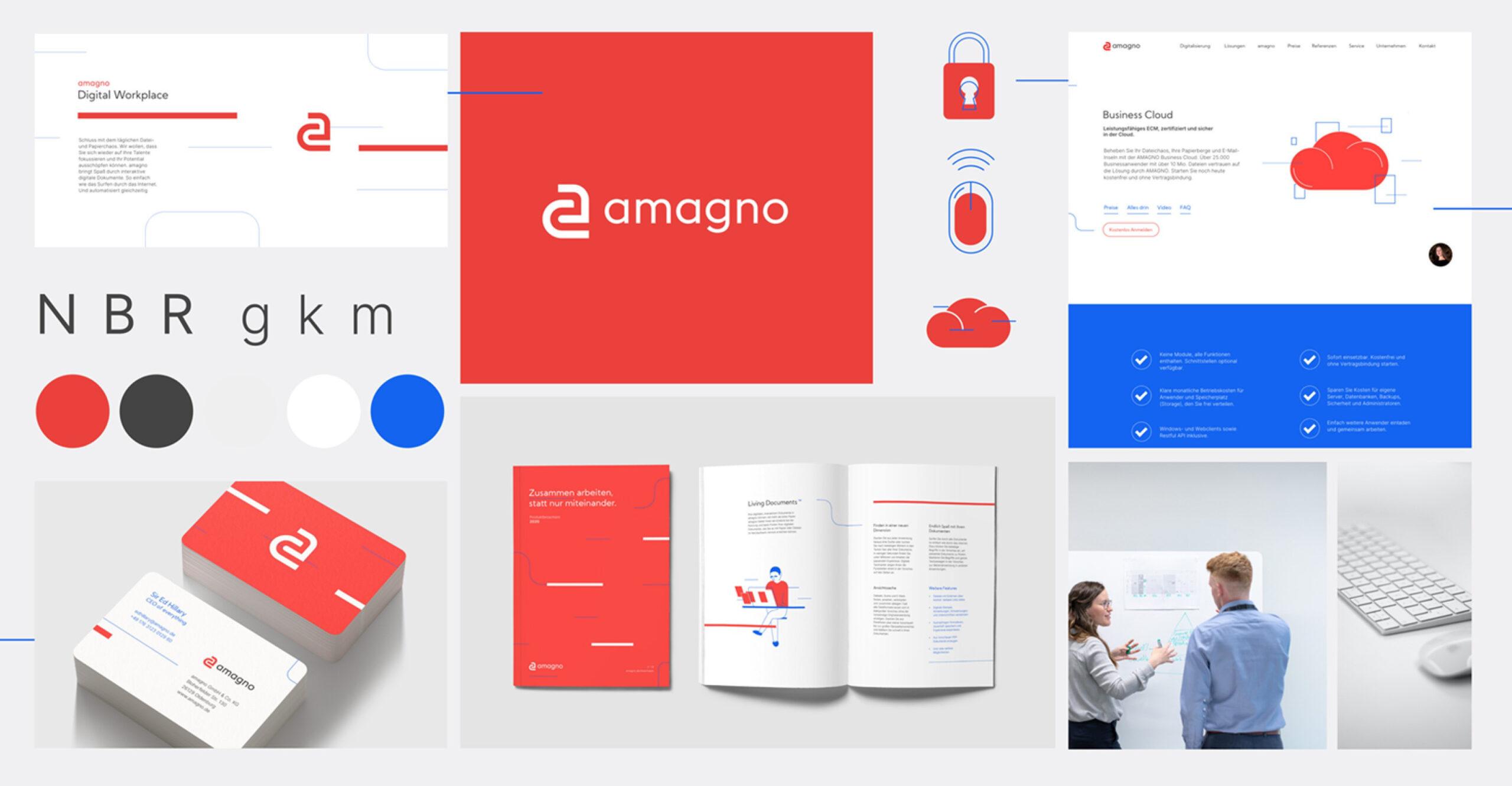 Fahrplan für die Zukunft: Amagno Agenda 202x