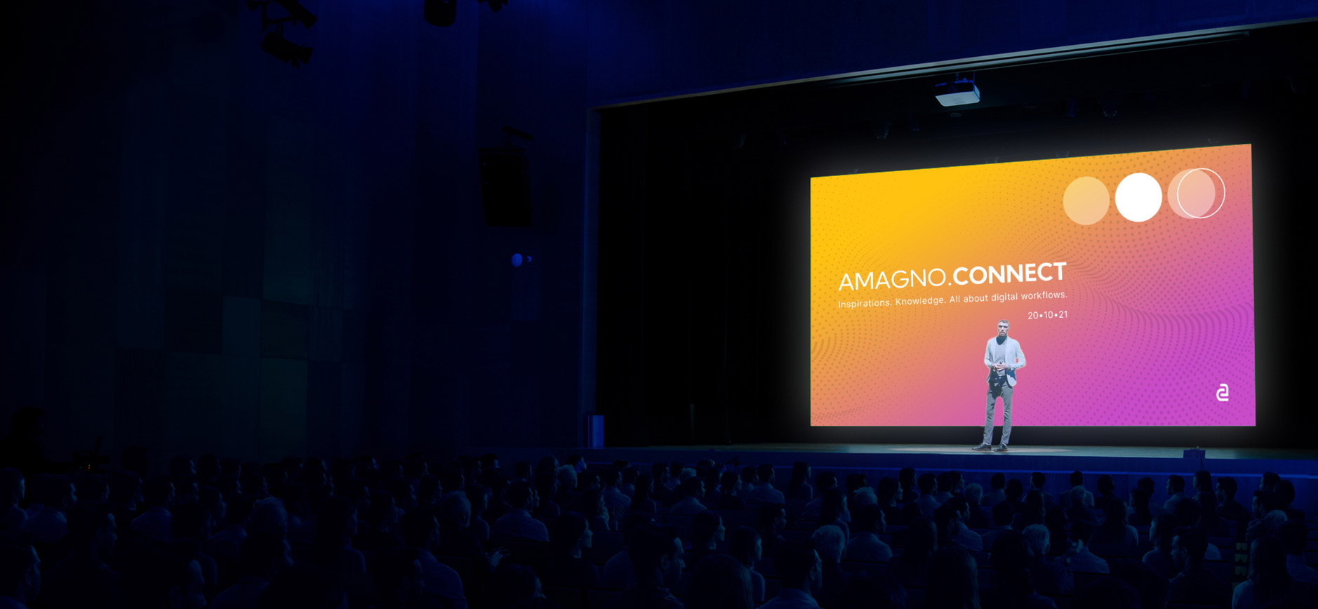 Danke, Amagno.Connect 2021! Bis zum nächsten Jahr.