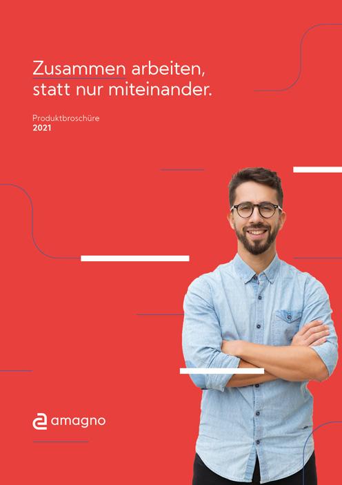 Produktbroschuere 2021 Cover - Broschüren